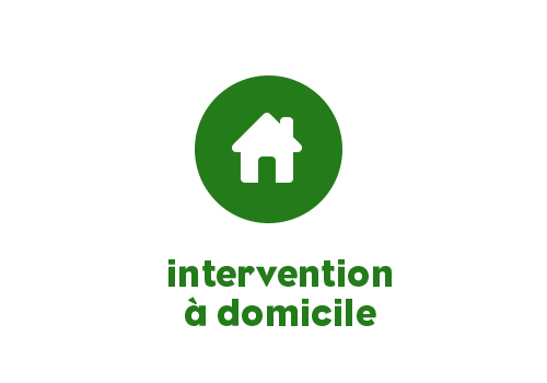 Intervention à domicile